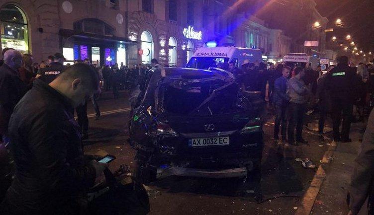 В Харькове произошло кровавое ДТП - фото 1