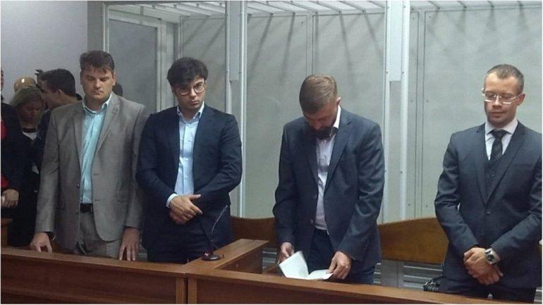 Шуфрич-младший остался на свободе - фото 1