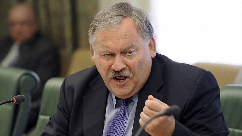Константин Затулин хочет отменить акты о передаче Крыма - фото 1