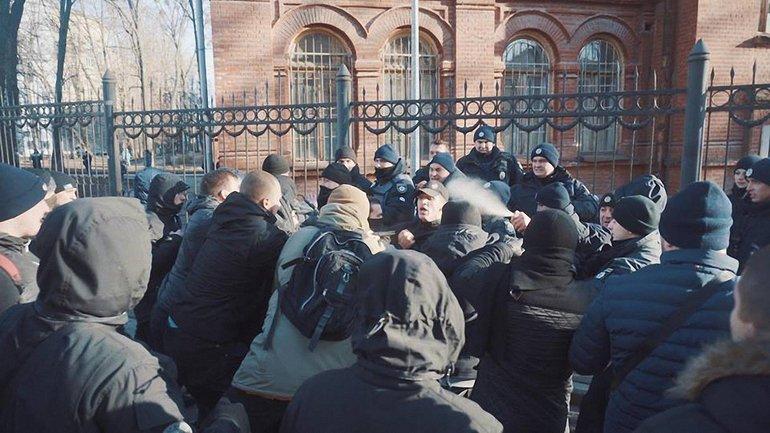 В Харькове снимали прославляющий НКВД сериал - фото 1