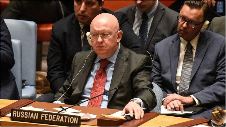 Русские оскандалились в ООН - фото 1