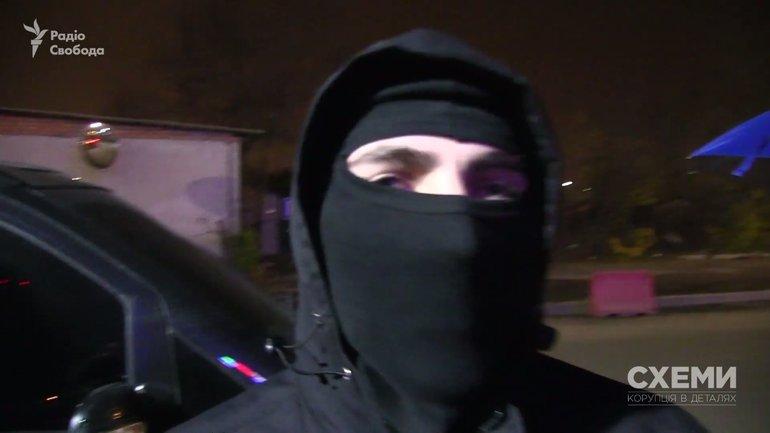 """На """"Схемы"""" напали во время прилета Медведчука - фото 1"""