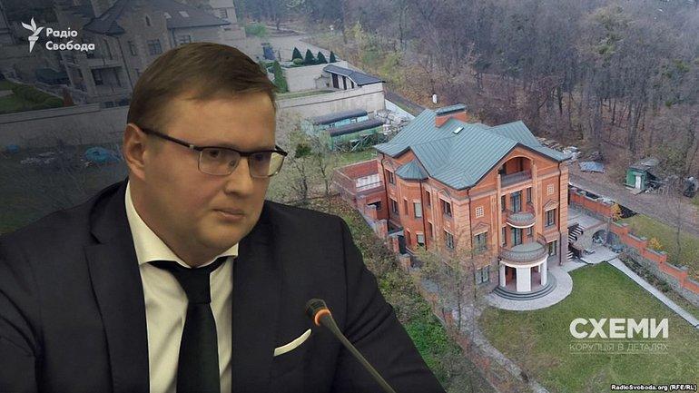 Алексей Горащенков живет в особняке в Киеве - фото 1