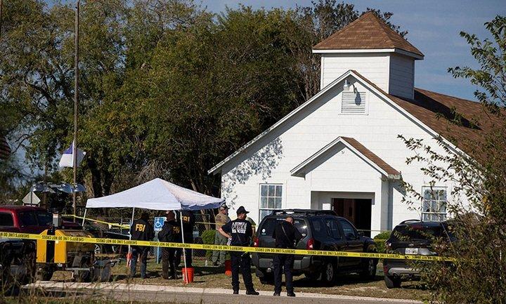 26-летний ветеран ВДВ устроил стрельбу в техасской церкви - фото 1