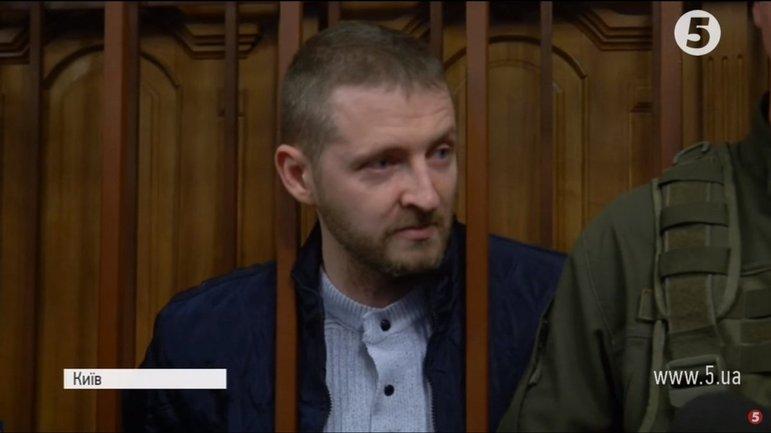 Пограничника Колмогорова отпустили из-под стражи  - фото 1