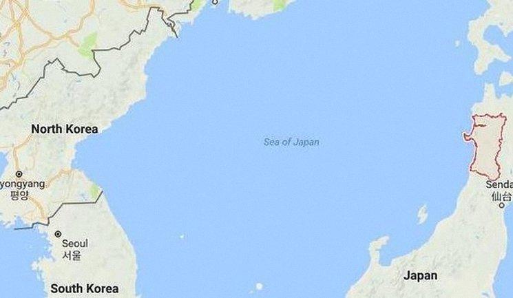 Беглецы из Северной Кореи проплыли больше тысячи километров - фото 1
