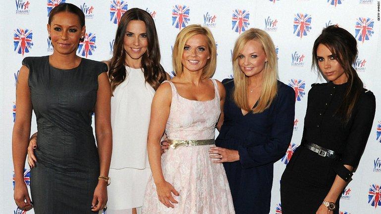 "Участницы группы ""Spice Girls"" - фото 1"