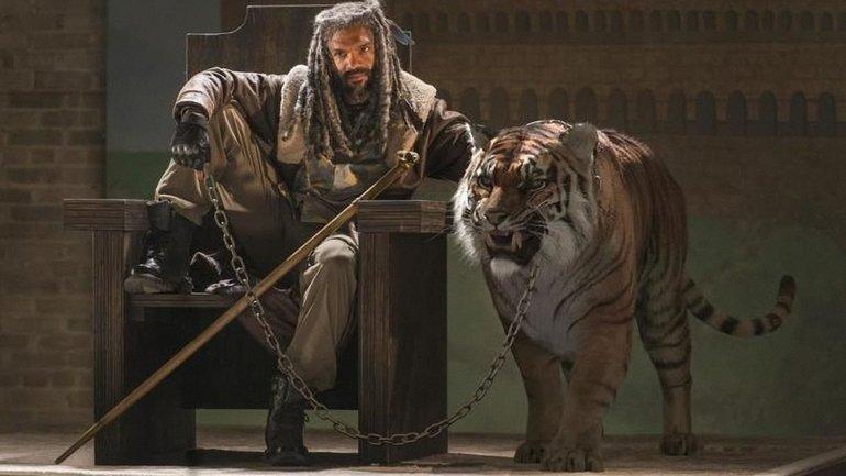 Ходячие мертвецы 8 сезон 4 серия: Иезекиил потерял навсегда своего тигра - фото 1