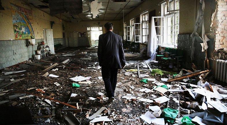 Донбасс придется восстанавливать после русской оккупации - фото 1