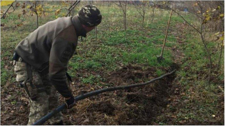 На границе с Молдовой нашли незаконный трубопровод - фото 1