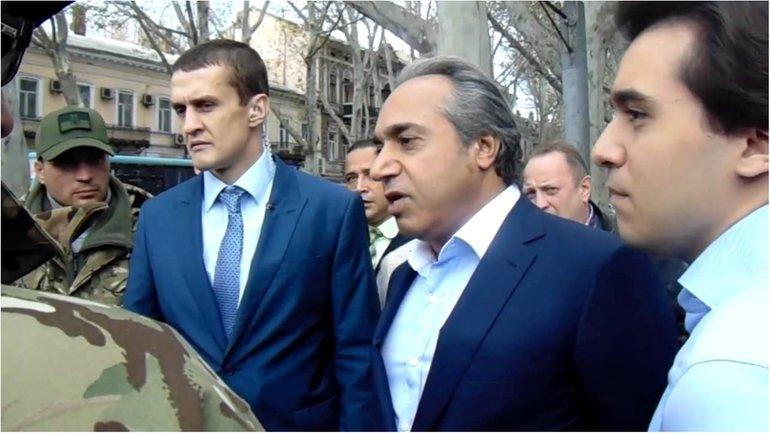 Аднан Киван обвиняется в финасировании терроризма - фото 1