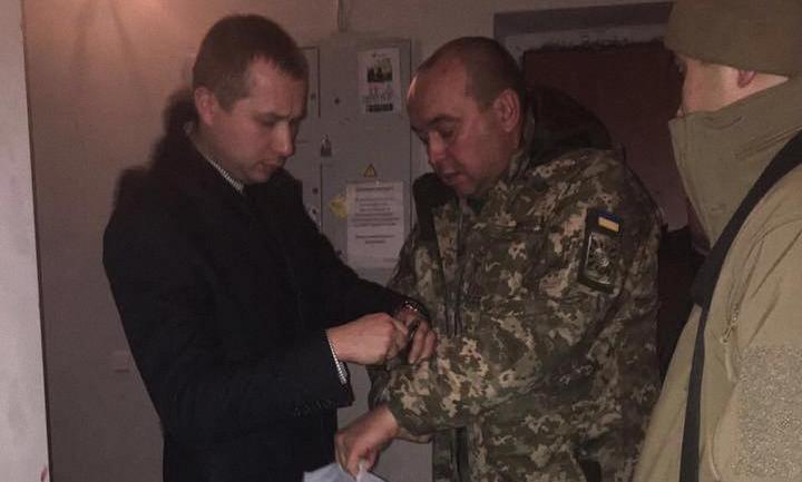 Алимпиева задержали 17 ноября - фото 1