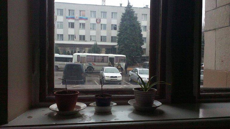 """Луганск захвачен """"Беркутом"""" - фото 1"""