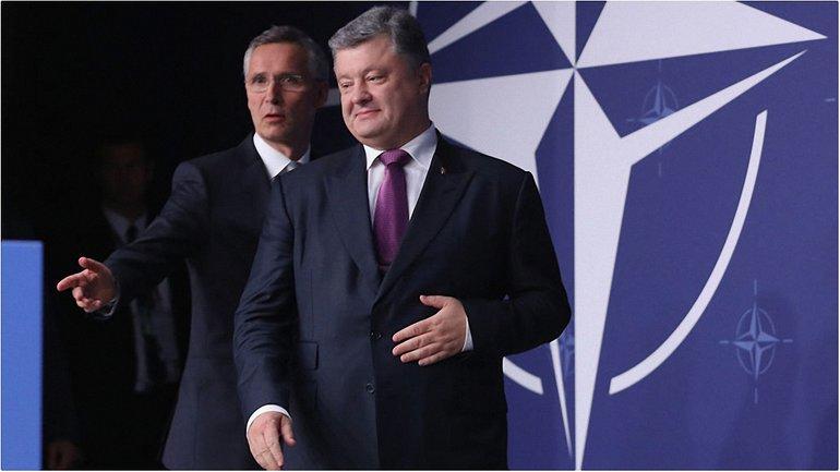Порошенко выступил на День Независимости 2017  - фото 1
