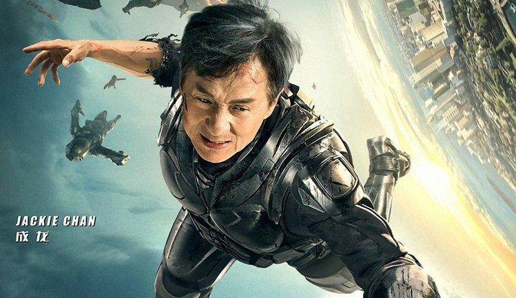 """Джеки Чан в """"Bleeding Steel"""" - фото 1"""