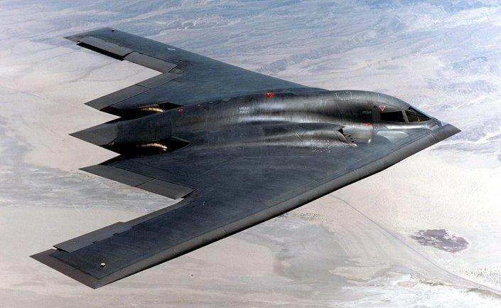 Американские бомбардировщики Б-2 отправились к границам Северной Кореи - фото 1