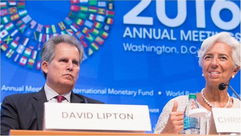 Дэвид Липтон прибудет в Киев 12 сентября - фото 1