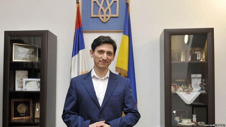 Посол Украины в Сербии называет вещи своими именами - фото 1