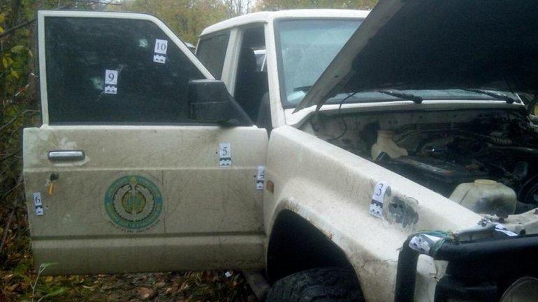 Окуеву расстреляли в автомобиле - фото 1