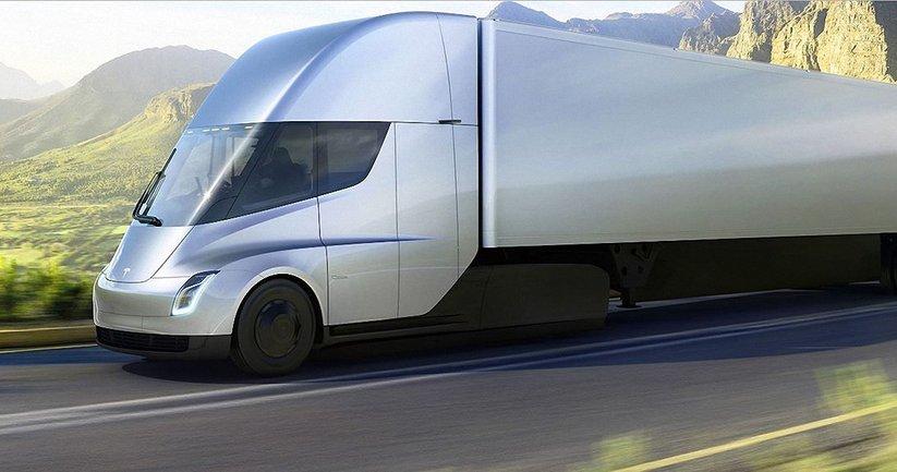 Tesla Semi презентовали 17 ноября - фото 1