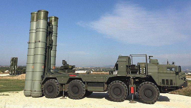 """С-400 """"Триумф"""" разворачивают в Крыму - фото 1"""