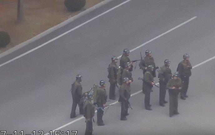 Солдата КНДР спасли южнокорейские военные - фото 1