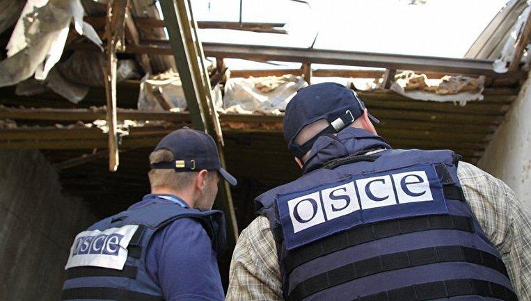 На Донбассе не планируют разворачивать вооруженную миссию ОБСЕ - фото 1