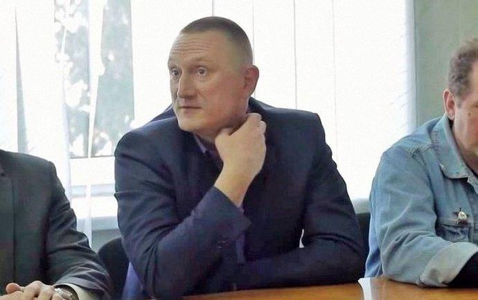 Мэр Доброполья АндрейАксенов - фото 1
