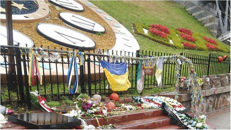 Вандала, который разнес памятник на Майдане, посадили на 4 месяца - фото 1