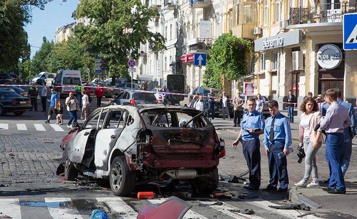 Убийство Шеремета: решение полиции прокомментировали - фото 1