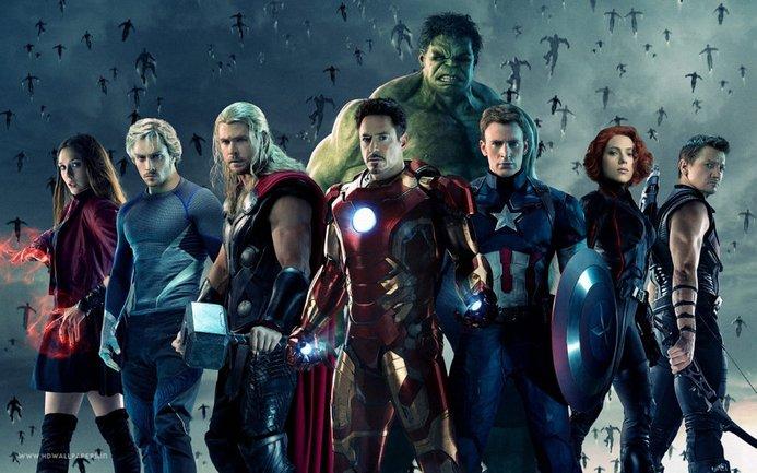 Мстители - самый ожидаемый фильм - фото 1