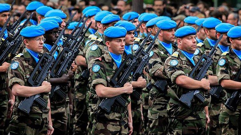 Миротворцы ООН  - фото 1
