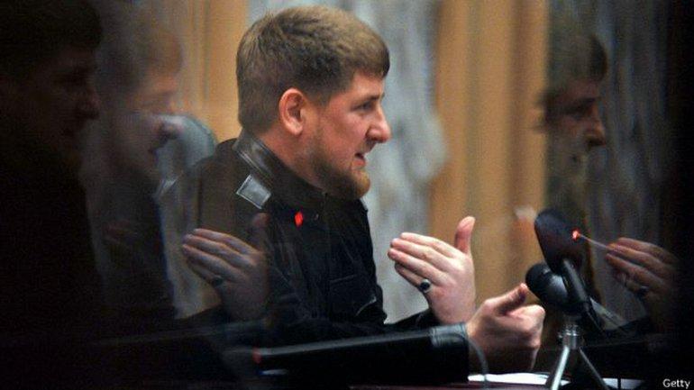 Против Кадырова ввели санкции - фото 1