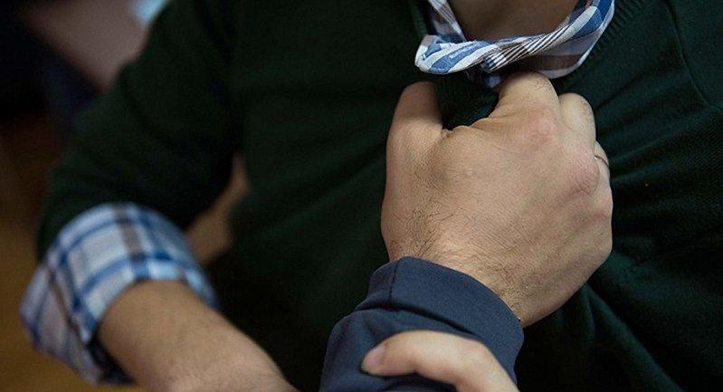 В Киеве четверо неизвестных избили АТОшника и скрылись - фото 1