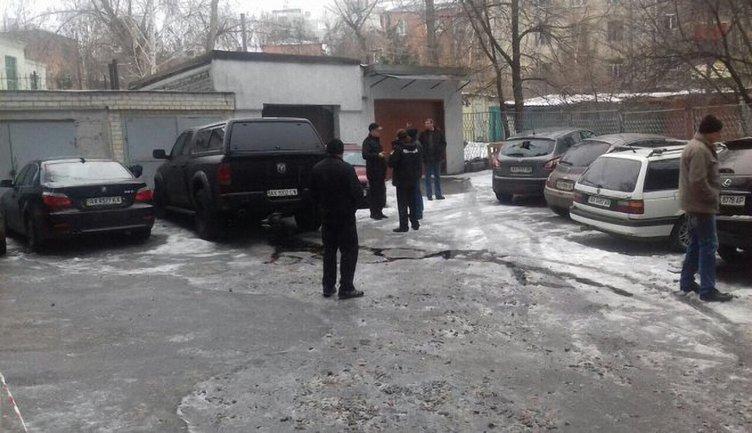 Внедорожник Николая Черемухина взорвали неизвестные - фото 1