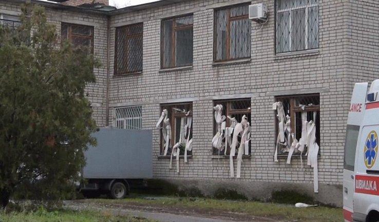 В здании Никопольского суда семь лет не работает металлоискатель - фото 1