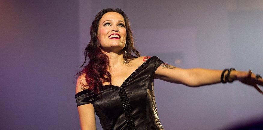 Тарья Турунен в Киеве 21 декабря сыграла восхитительный концерт - фото 1