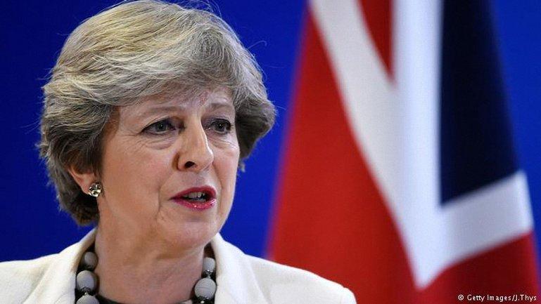 Премьер-министр Великобритании Тереза Мэй - фото 1