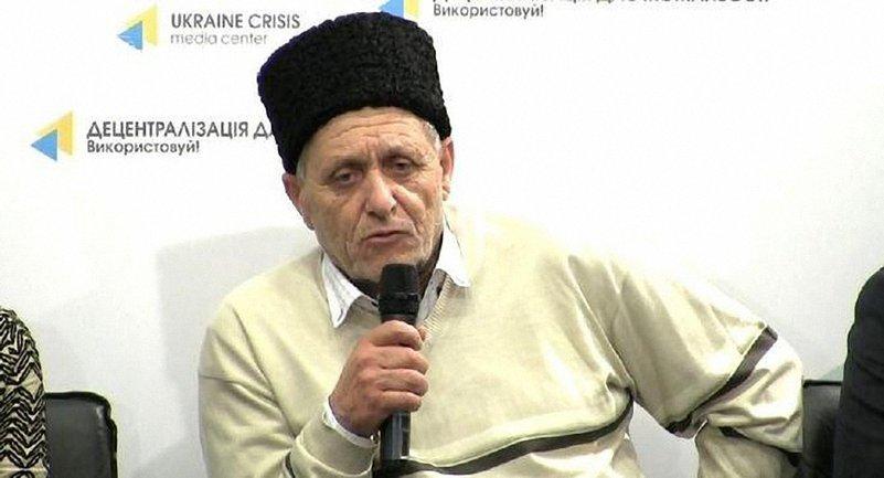 65-летний Асан Чапух перенес микроинсульт - фото 1