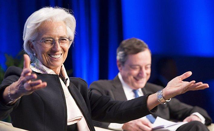 Кристин Лагард договорилась о сохранении независимости НАБУ - фото 1