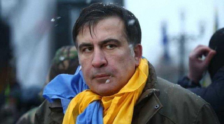 Михеил Саакашвили доставлен в Печерский суд Киева - фото 1