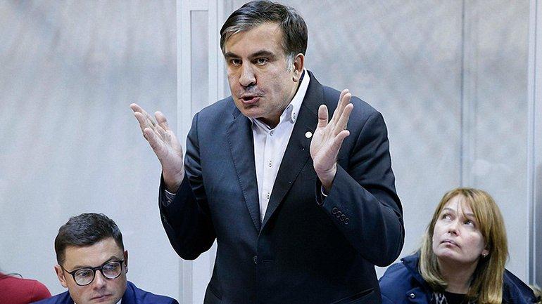 Саакашвили будет через суд возвращать себе украинское гражданство - фото 1