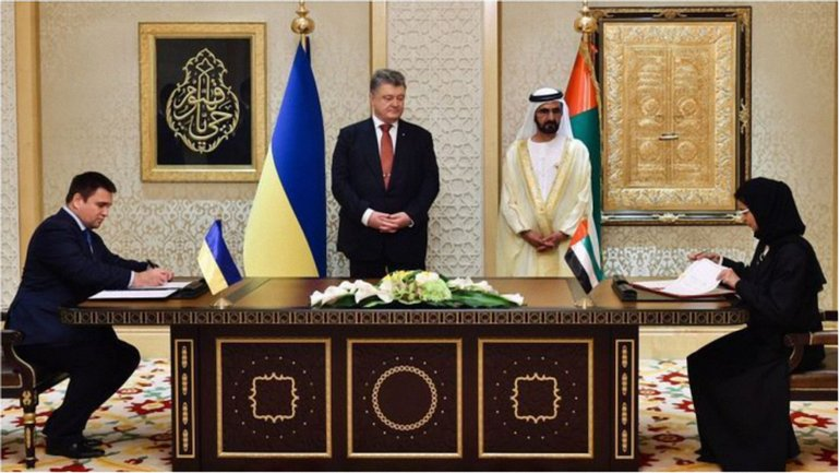 Украинцы смогут посещать ОАЭ без виз с 31 декабря - фото 1