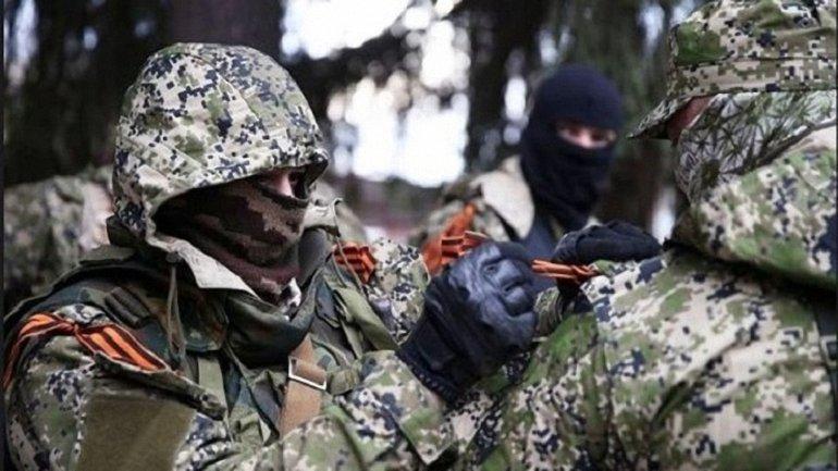 Боевики и российские наемники в оккупированном Донбассе пришли на концерт Воробъева - фото 1