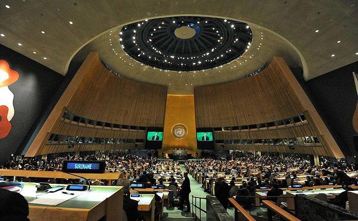 Генассамблея ООН будет голосовать за резолюцию по правам человека в Крыму - фото 1