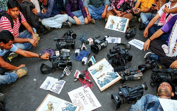 """""""Репортеры без границ"""" назвали самые опасные страны для журналистов  - фото 1"""