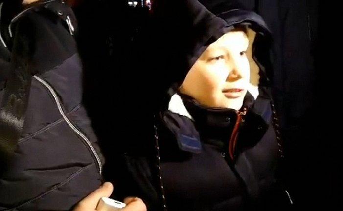 Спасенный мальчик рассказал о том, что происходило внутри отделения - фото 1