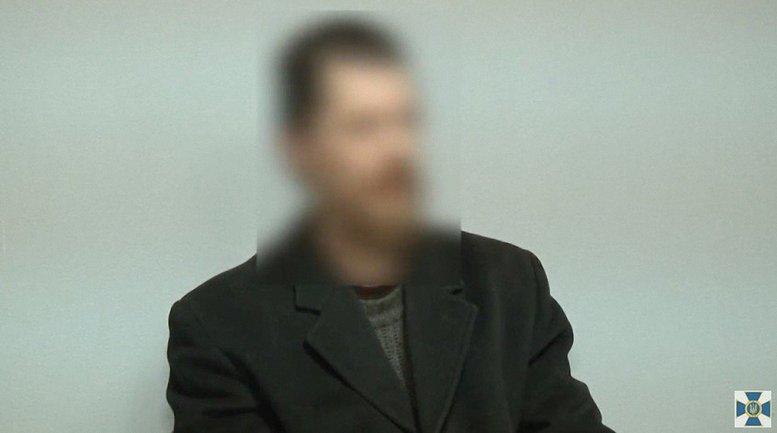 СБУ задержала русского шпиона-крота - фото 1
