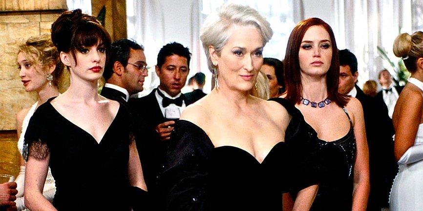 Актрисы Голливуда придут на церемонию в черных платьях - фото 1