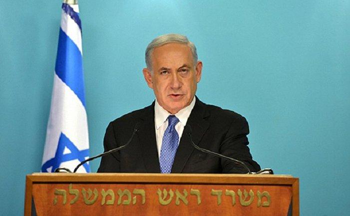 Биньямин Нетаньяху - фото 1